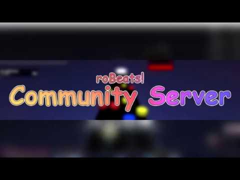 the robeats community server
