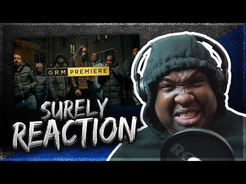 Dutchavelli - Surely [Music Video] | GRM Daily (REACTION)