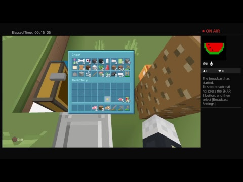 Minecraft Episode  1 Building a House (Resumed)