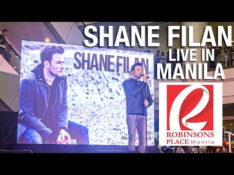 SHANE FILAN LIVE IN MANILA 2018 (Robinsons Place Manila) FULL
