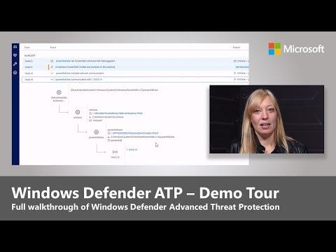 Windows Defender Advanced Threat Protection: Windows-10-Netzwerke