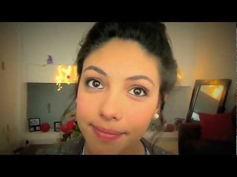 maquillaje de ojos natural lindo y sencillo