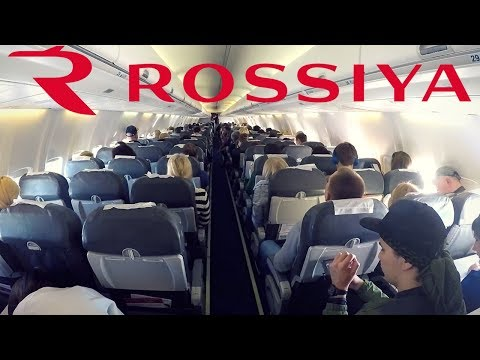 FLIGHT REPORT / ROSSIYA 737-800 / MOSCOW (VKO) - SOCHI