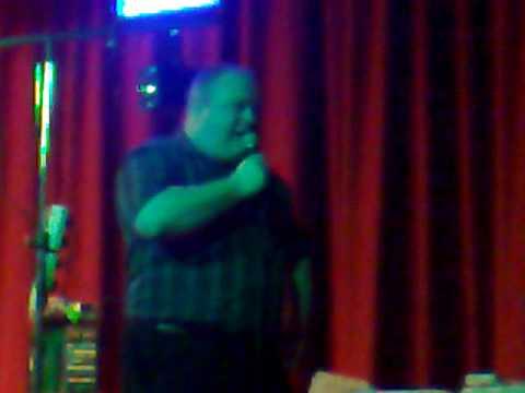 Tony Whittle: Karaoke King