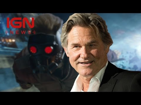 Guardians of the Galaxy Vol. 2: Kurt Russell Up for Role of Star-Lord's Dad - IGN News