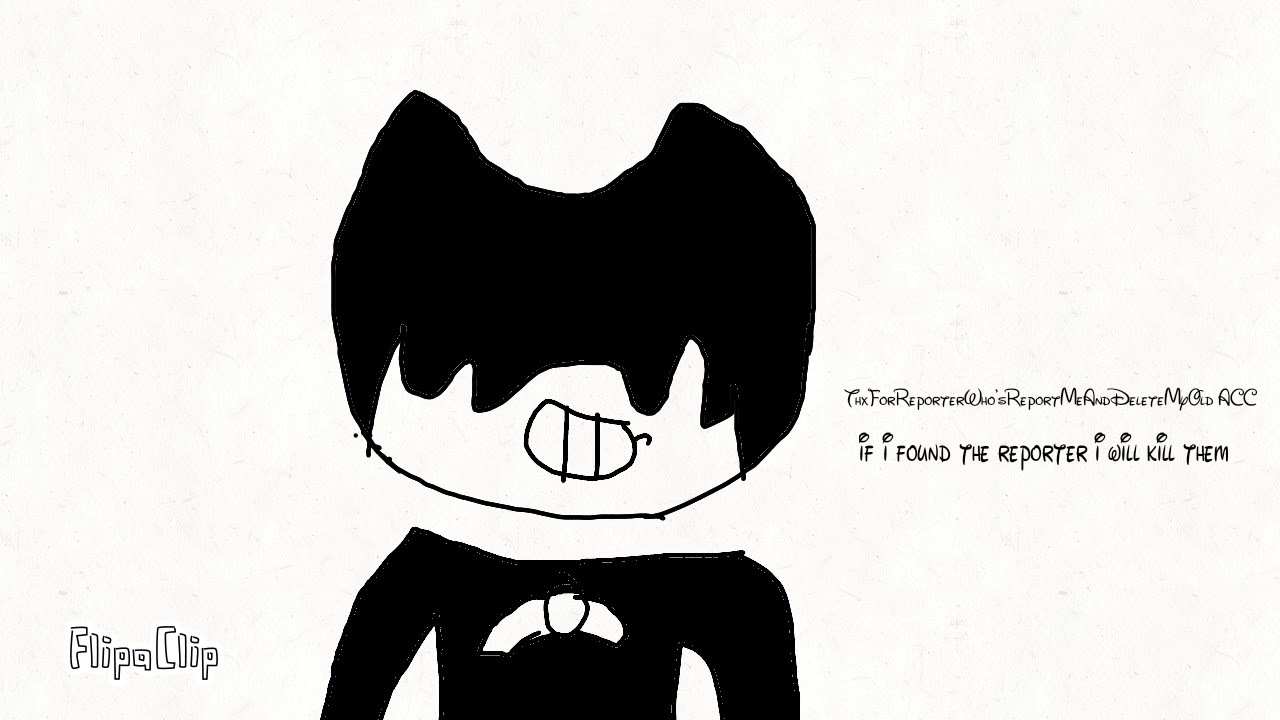 Bendy Sad: Can I Get 500 Subs Back Plz? And This Is My Sad Story (By