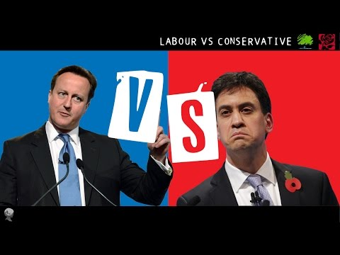 Labour vs Conservative or Stereotype vs Stereotype?