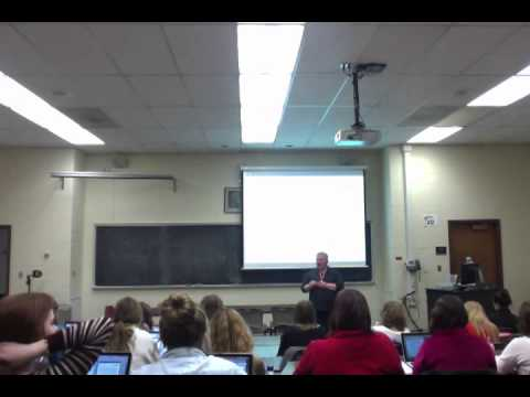 SPA 326 Lecture 7 2/5/13