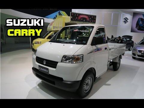 รถกระบะ Suzuki Carry MT ภาพจริงพร้อมราคา Motor Expo 2016 1-12 December