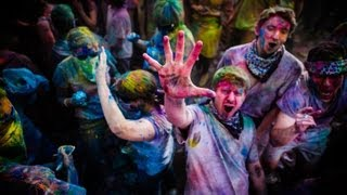 Tips for Photographing Festival of Colors