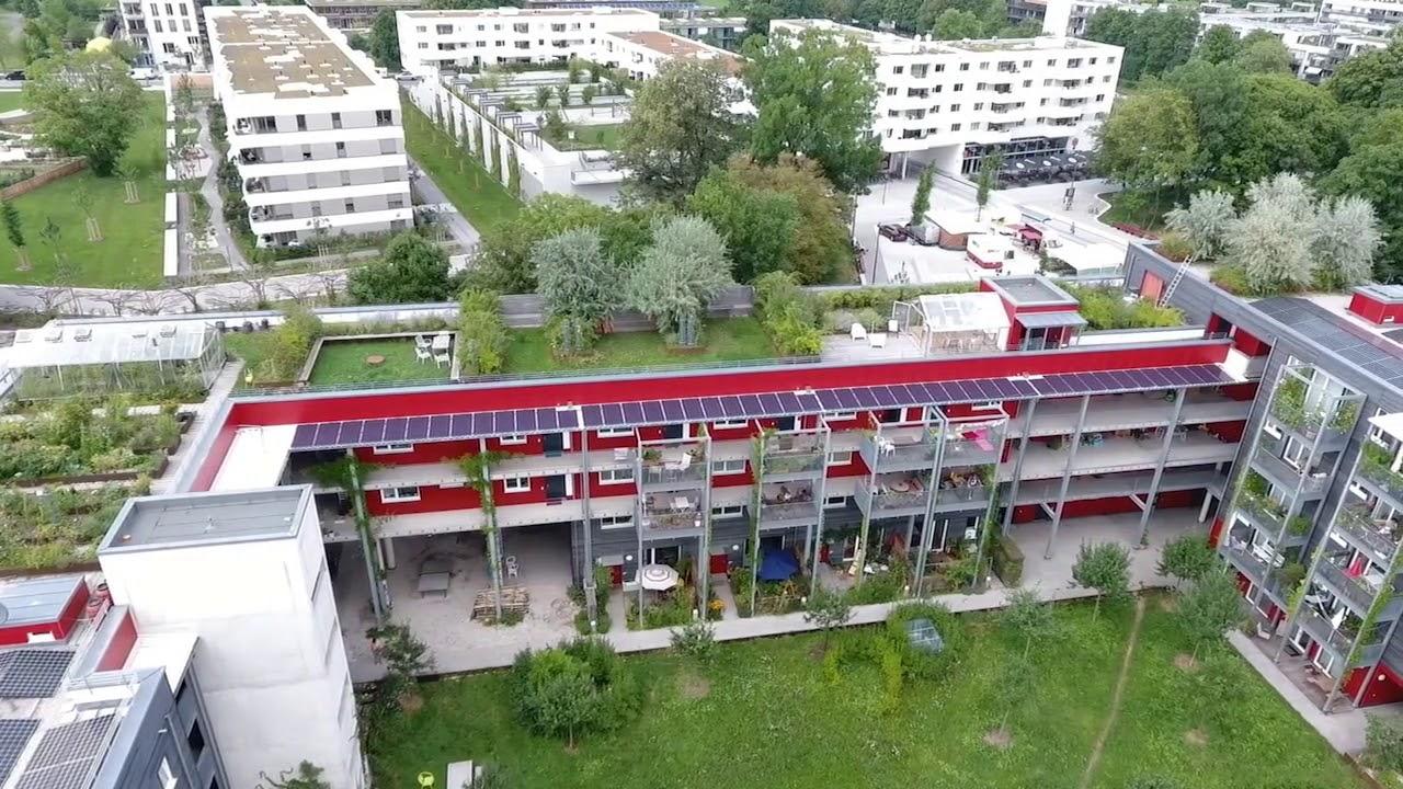Landschaftsarchitekten München auszeichnung landschaftsarchitektur preis 2017 dachgarten wagnis 4
