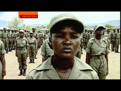 Sue Lloyd-Roberts - BBC Reporters Special - Zimbabwe, eve of elections, 2005