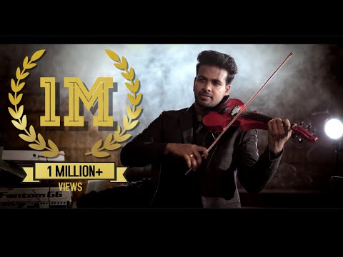 Tu Hi Re/ Uyire Uyire VIOLIN Cover of Movie Bombay by AR RAHMAN