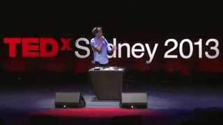 Tom Thum @ Ted X - awesome beat boxer