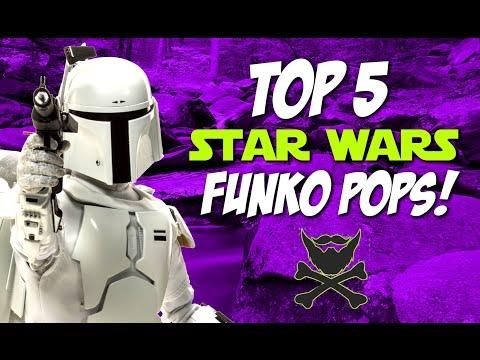 Funko Pops! - The Grumpy Nerd's Top 5 Star Wars Pops!