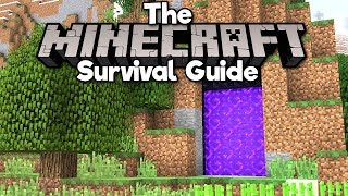 Into the Nether! ▫ The Minecraft Survival Guide (1.13 Lets Play / Tutorial) [Part 8]