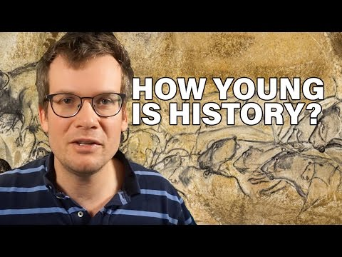 How Young Is History?