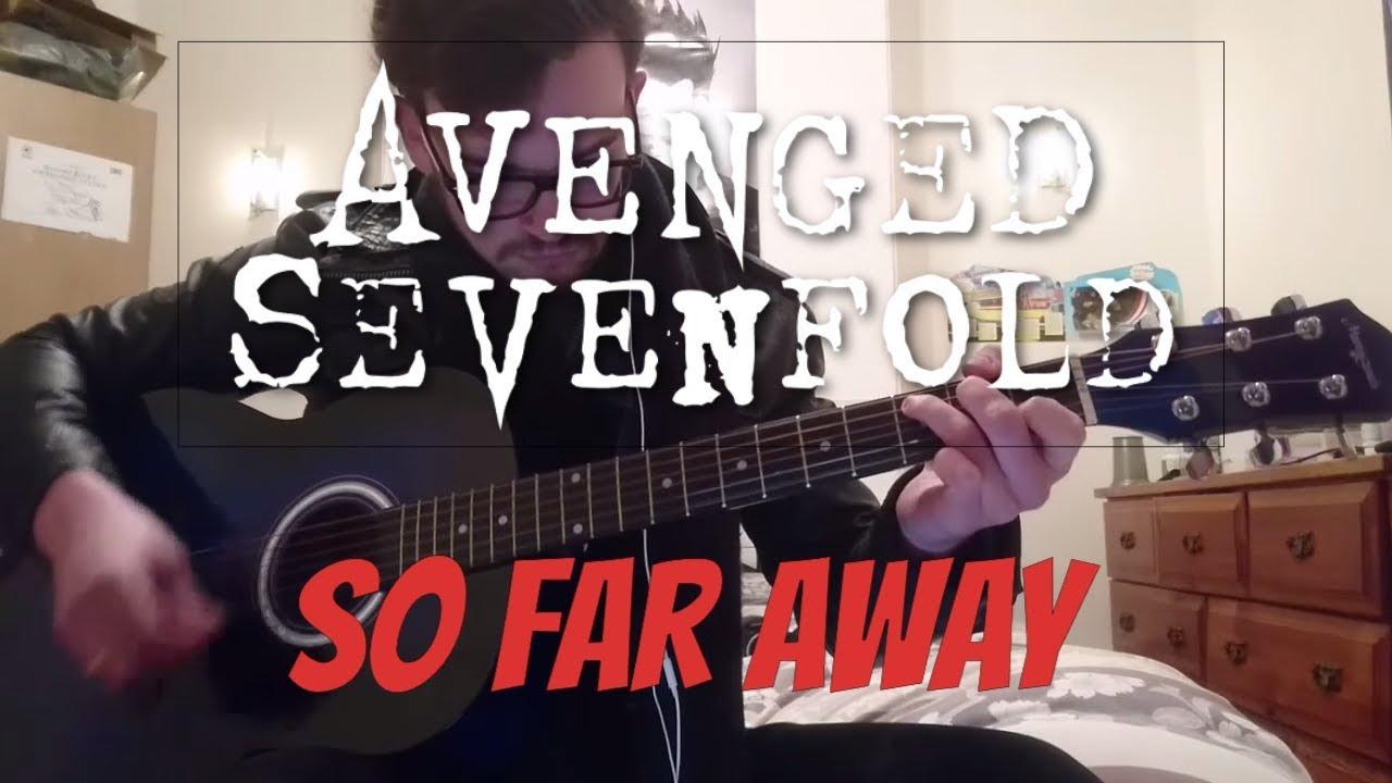 so far away avenged sevenfold acoustic guitar cover youtube. Black Bedroom Furniture Sets. Home Design Ideas