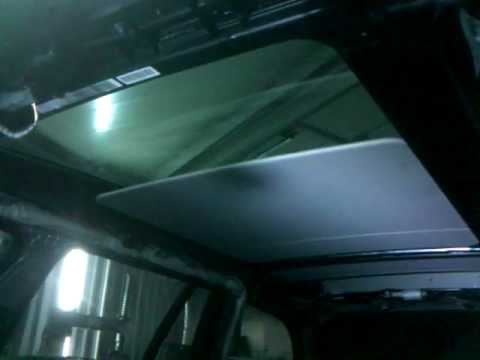 2006 Bmw X5 Fuse Diagram Autodarna Bmw E61 Panoramic Sunroof Test Youtube