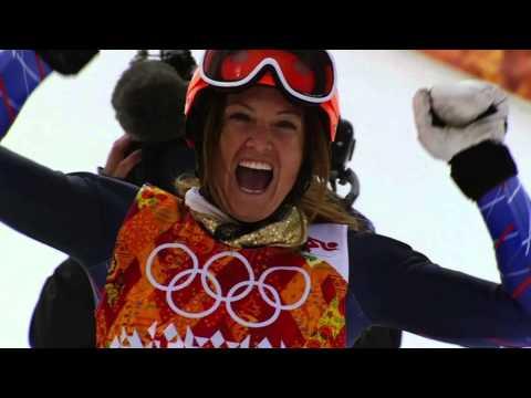 """Sochi 2014 Olympics Highlights: Parade of Lights -- """"Golden"""""""