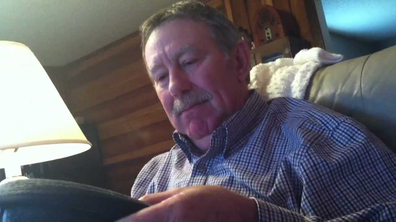 Dad's Reaction To Getting A Ticket To The Game