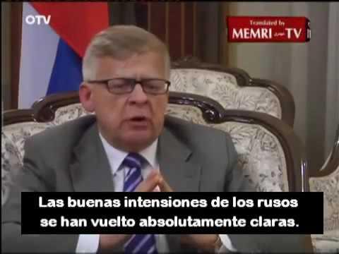 Embajador ruso en el Líbano - Retirar nuestras tropas de Siria alentará a la oposición a negociar