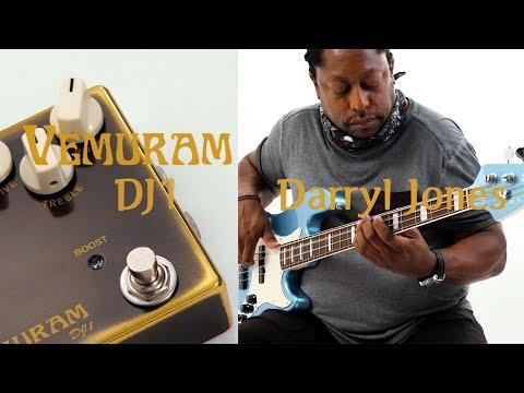 VEMURAM / DJ1 feat. Darryl Jones【デジマート製品レビュー】The Rolling Stones