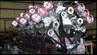 Biggest Engines In The World