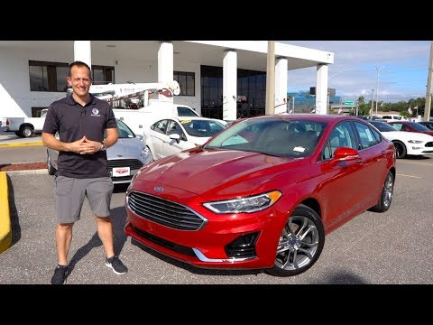 Is the 2020 Ford Fusion a GOOD midsize car with a GREAT value?