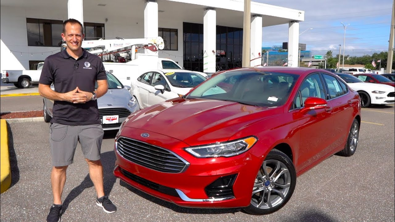 Ford Fusion 2020 Youtube