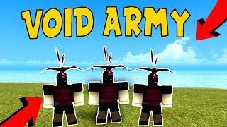 VOID ARMY *INTENSE* | Roblox Booga Booga