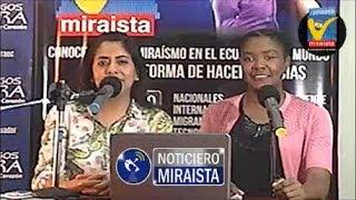 Emisión en directo. #NoticieroMiraísta  Programa especial por el Día del Voluntariado 09/12/2017