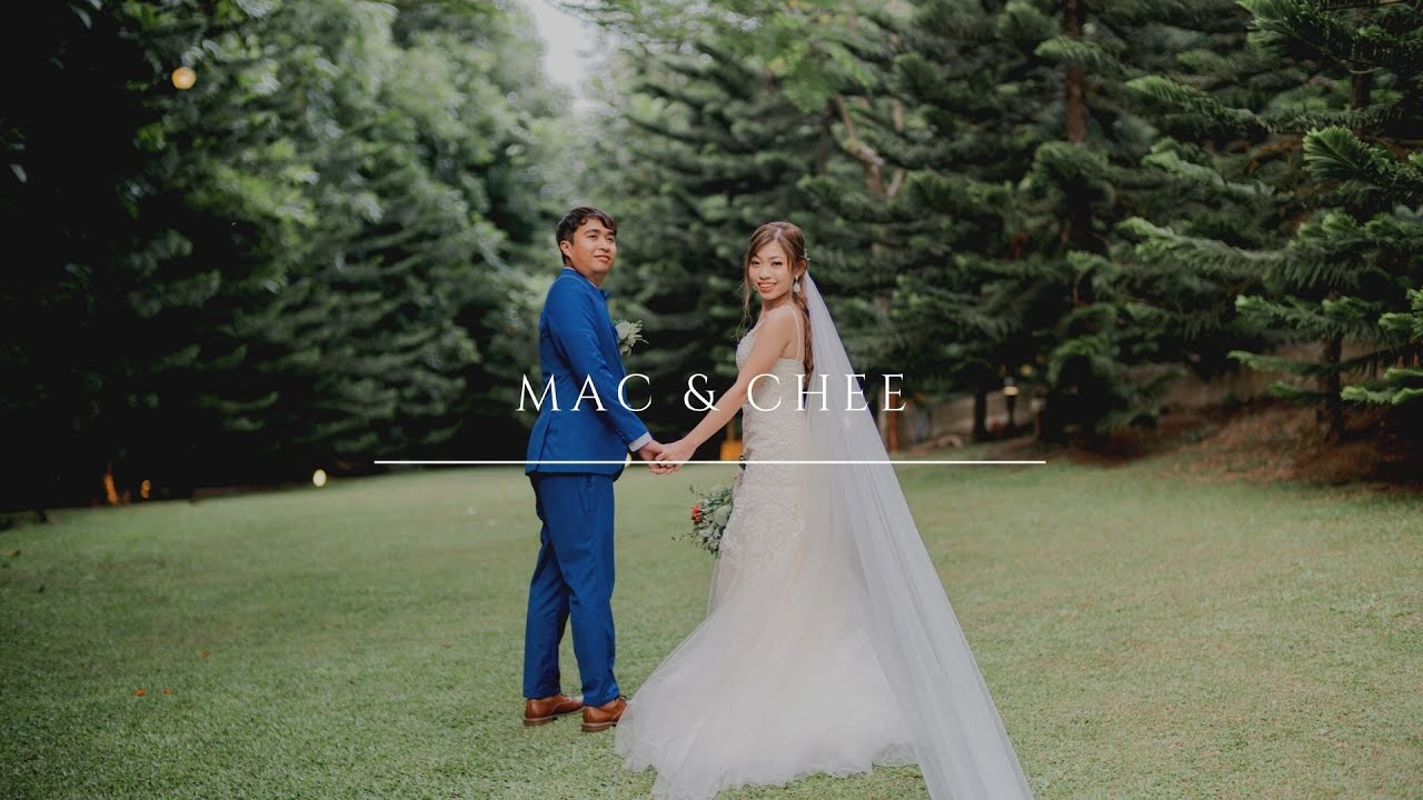 Farm Hills Garden Wedding of Mac and Chee