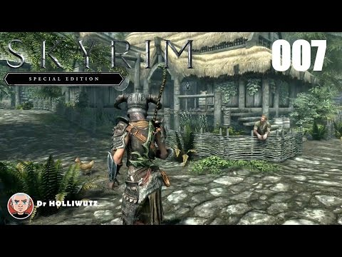 Skyrim #007 - Horn von Jurgen Windrufer [XBO] Let's Play Skyrim Special Edition