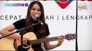 Yotari Kezia Membawakan Debut Single Teranyarnya Warna Baru Kongkow Okezone