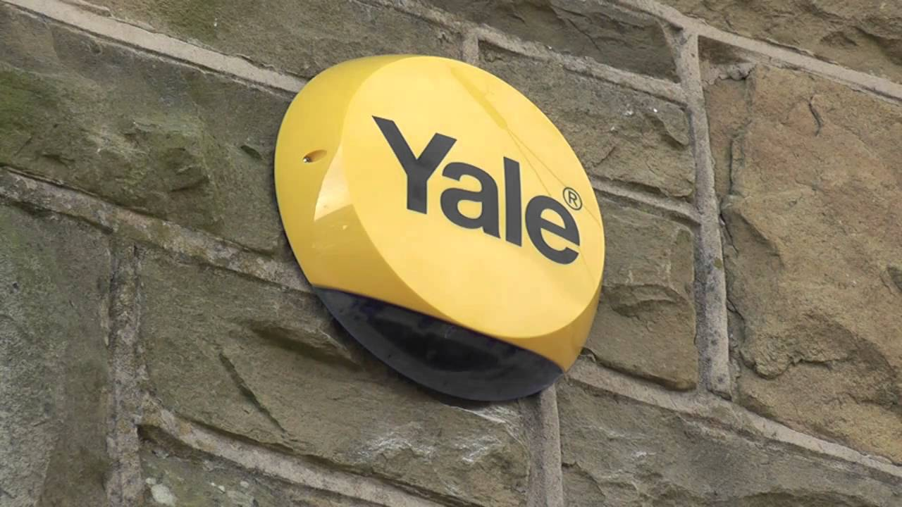 Security Yale High Alarm System