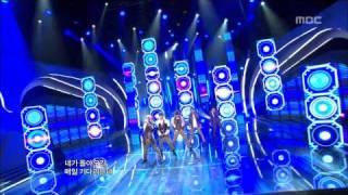 MBLAQ - Stay, 엠블랙 - 스테이, Music Core 20110205