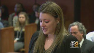 Widow Speaks At Sentencing In Short Hills Mall Carjacking, Killing