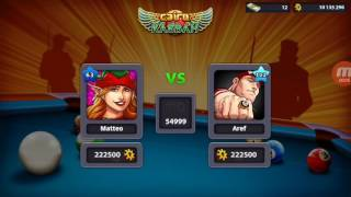 8ball pool#3 cairo 500k [NO GUIDELINES)