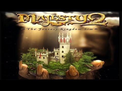 Majesty 2 the Fantasy Kingdom.  Обзор игры