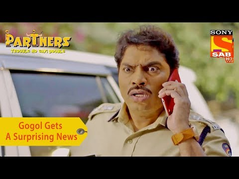 Your Favorite Character   Gogol Gets A Surprising News   Partners Trouble Ho Gayi Double