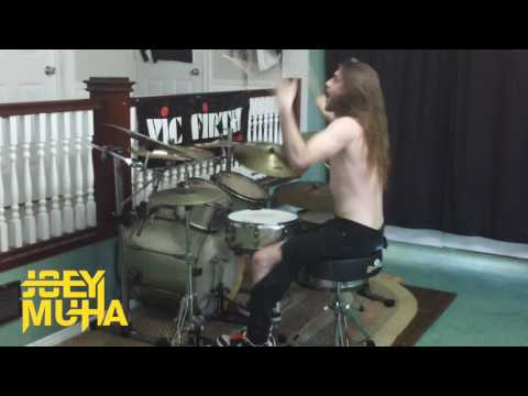Sineskwela Theme Song Metal Drums  - JOEY MUHA