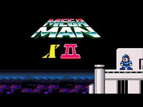 Mega Man II Title (MegaMan X3 Style)