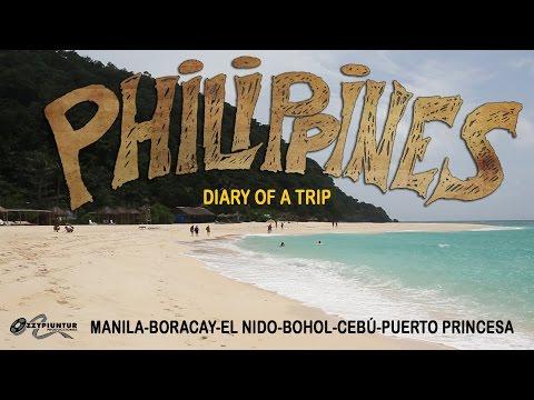 PHILIPPINES: Diary of a trip - FILIPINAS: Diario de un viaje