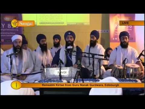 29 11 2014 - Nirvair Khalsa Jatha - Edinburgh Fourth Annual Samagam 2014