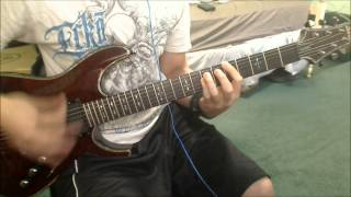 Seether - Fine Again (Guitar Cover)