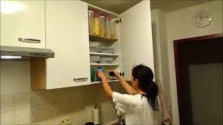 Мотивационное видео! Вечерняя уборка на кухне перед сном + 1 полезный лайфхак