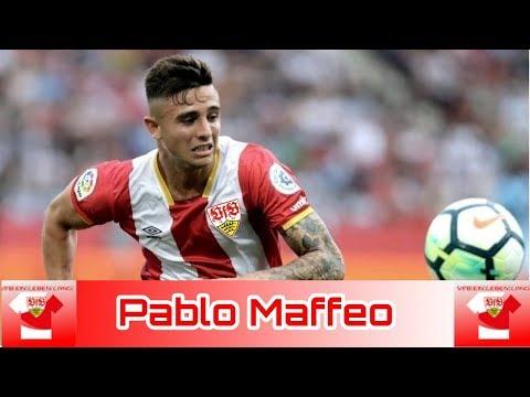 Pablo Maffeo | Willkommen beim VfB Stuttgart | VfB ein Leben lang