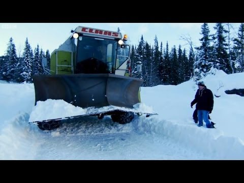 The Snowbine Harvester Part 1 - Top Gear - BBC