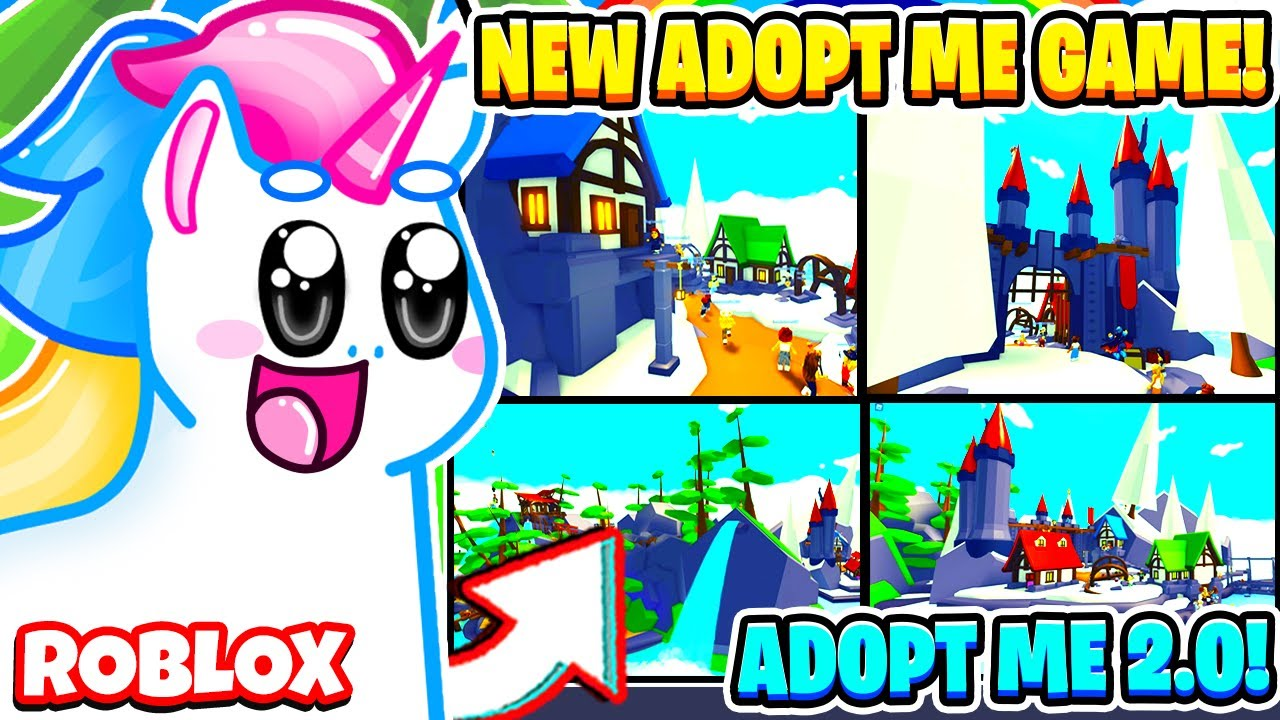 ADOPT ME IS MAKING A NEW GAME?! ADOPT ME 2 COMING SOON? ROBLOX ADOPT ME UPDATE